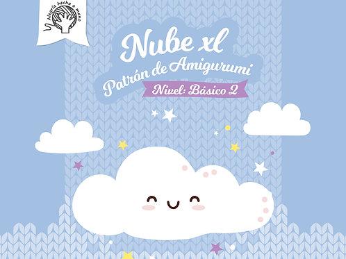 Patrón Nube XL