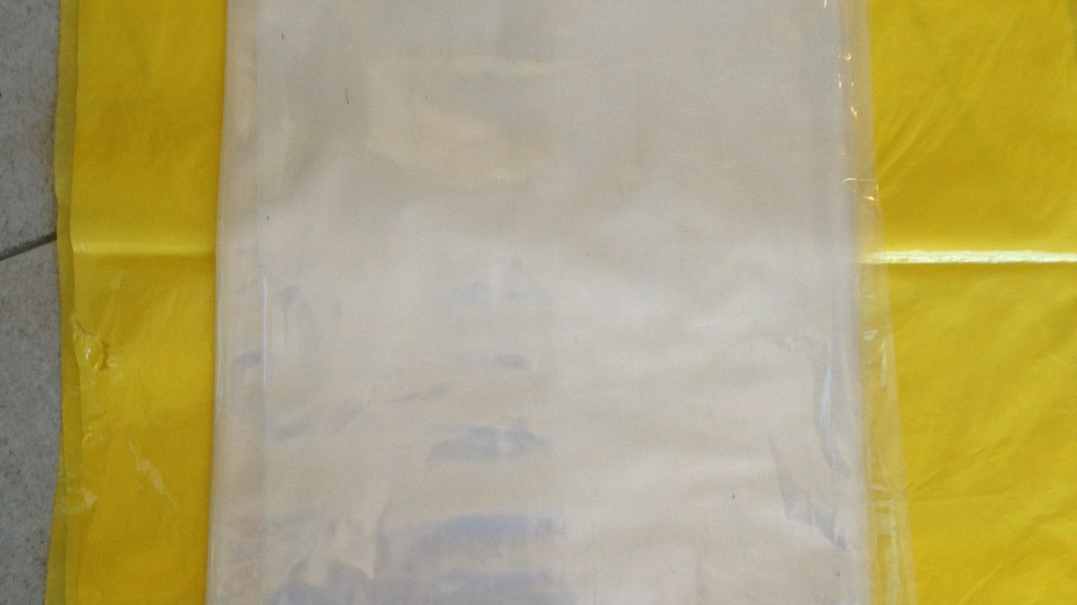 50 350x700mm Extra Large Plastic Fit up to 10 Kg Food Safe
