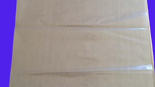 540x800  20 Extra Large Clear Plastic Bags Food Safe