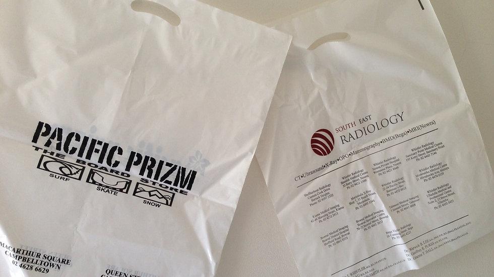 Customised Printed Promotional Plastic bags