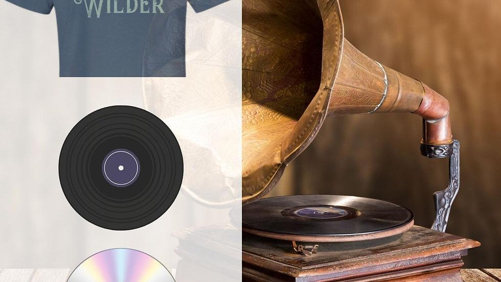 Signed Vinyl Package