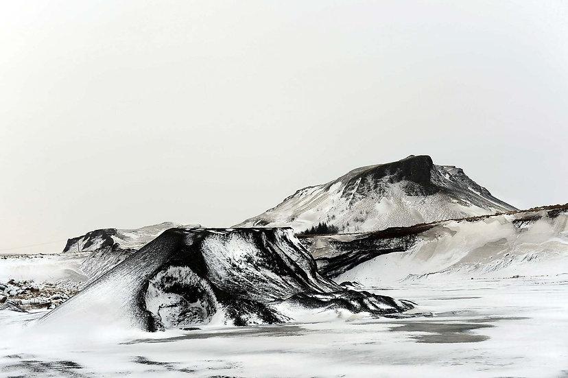 Hervé Négre . Islande