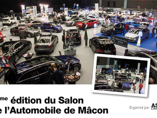 Salon de l'automobile de Mâcon