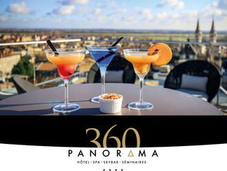 Hôtel & SPA Panorama 360