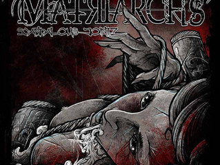 5RP EXCLUSIVE RELEASE: Matriarchs - Disconnected Lyric Video*