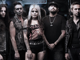 "Los Angeles Metal Band Fate Destroyed reveals new video for haunting cover of folk Classic "" In"
