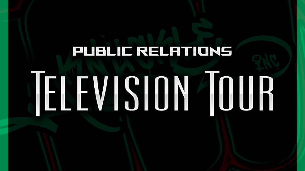 Public Relations Tour
