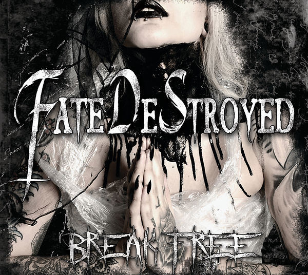 FateDestroyed single cover with title d1