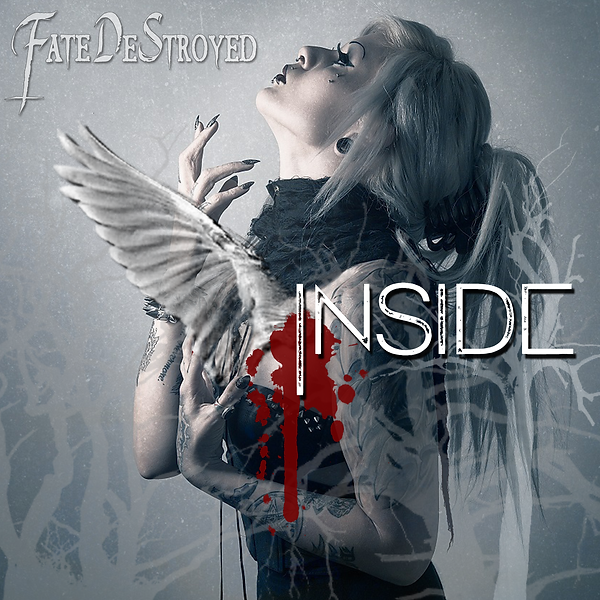 FateDeStroyed Inside cover music album