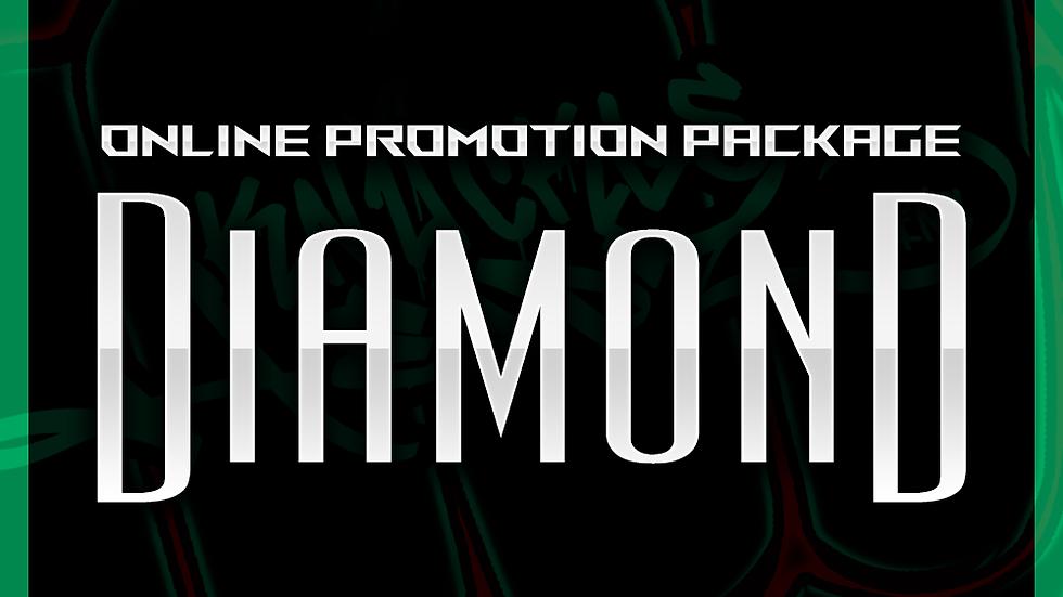 Diamond Online Promo Package