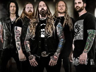 "DEVILDRIVER Reveals New ""Copperhead Road"" Cover Featuring Brock Lindow of 36 Crazyfists"