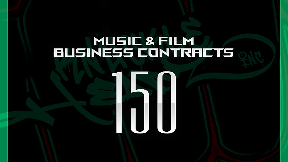 150 Industry Business Contracts