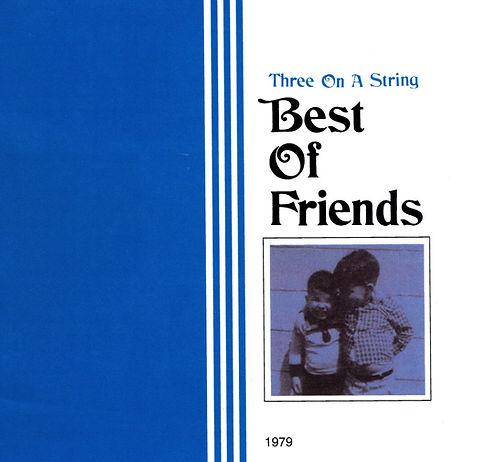 Best of Friends CD