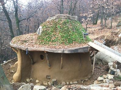 Mushroom Hut Damanhur