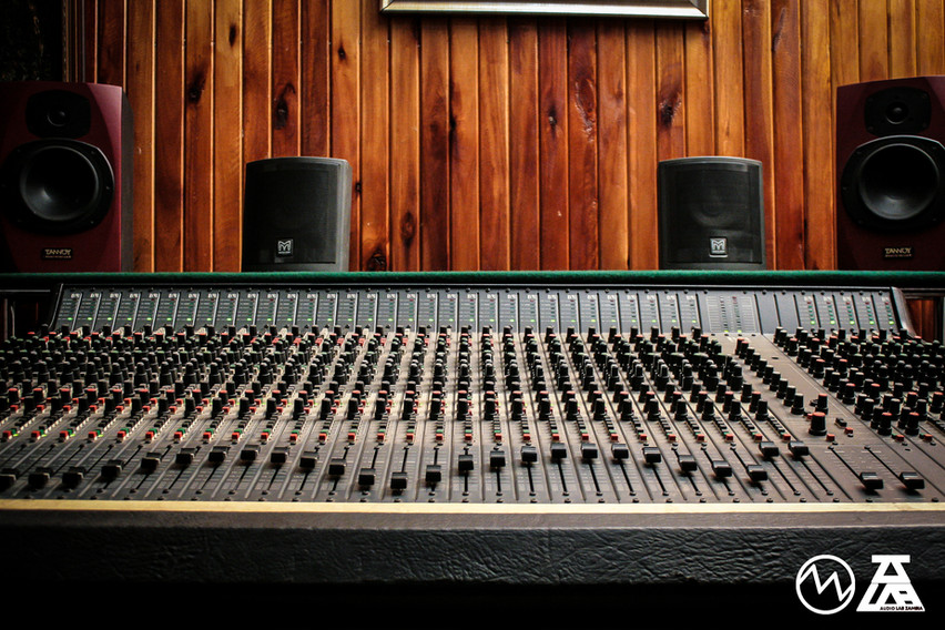 @AudioLabZambia - Studio2