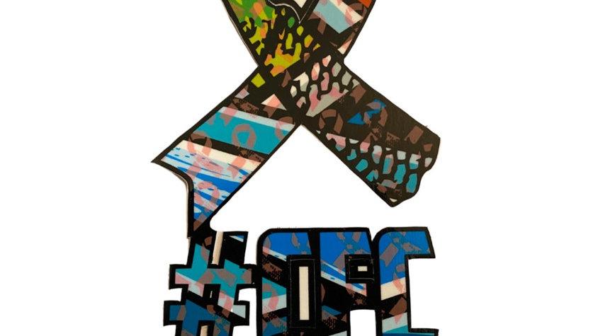 CFC Graffiti Ribbon