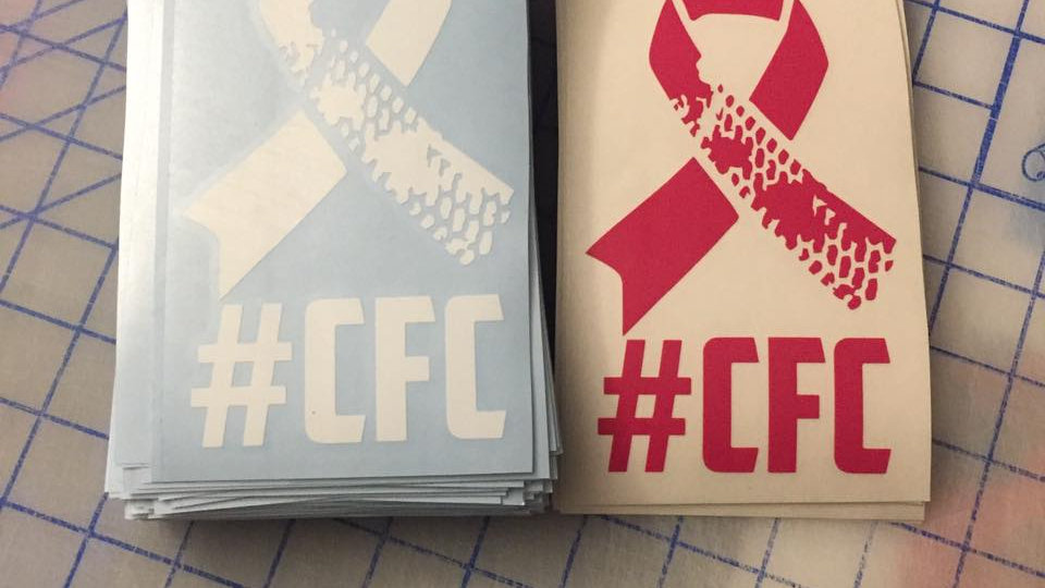 CFC decal