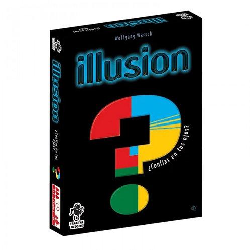 Juego de Cartas illusion