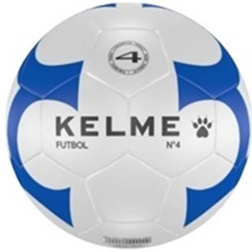 Balón Fútbol Trueno N°4 Kelme