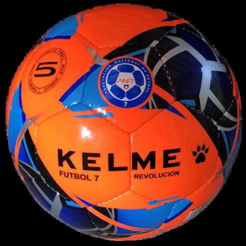 Balón Futbol 7 KELME Revolucion N°5