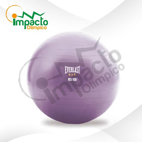 Balón Pilates Eve Fit Purpura 55 cms.