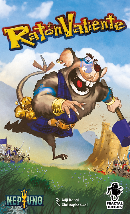 Juego Ratón Valiente