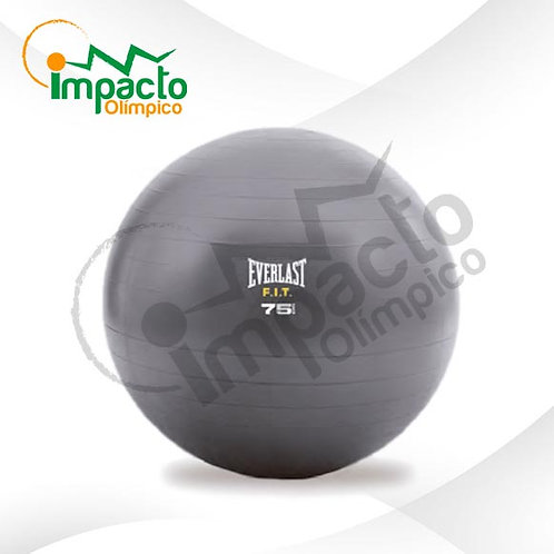 Balón Pilates Fit Everlast 75 cms.
