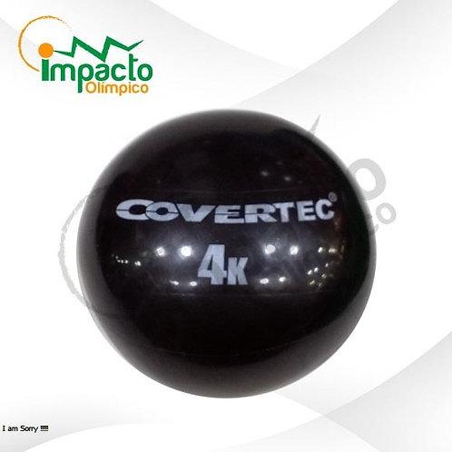 Balón Medicinal 4kg Covertec