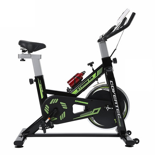 Bicicleta Spinning Storm 6K COVERTEC