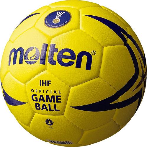 Balón Handball Molten H3X5001 Serie 5000 N°3