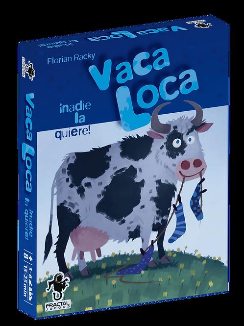 Juego de Mesa Vaca Loca