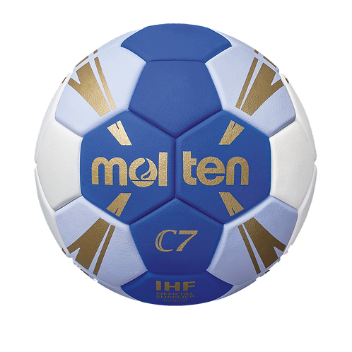 Balón Handball H0C3500-BW Molten C7 Injection N°0