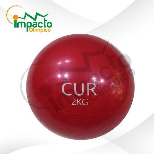 Balón Medicinal CUR 2kg.