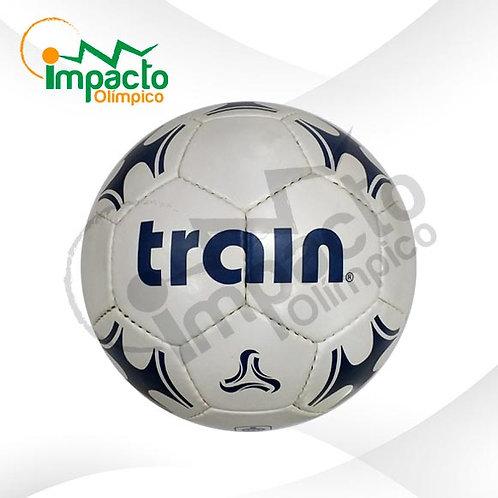 Balón Baby Fútbol KS-432SL Train azul Nº4