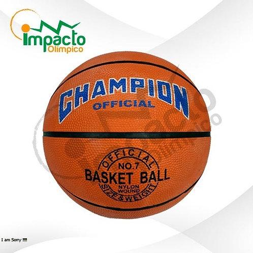 Balón Basquet Champion Nº7