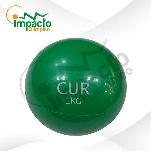 Balón Medicinal CUR 1kg.