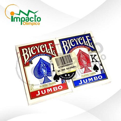 Set Naipes Pocker Bicycle