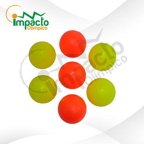Set 7 pelotas Taca Taca