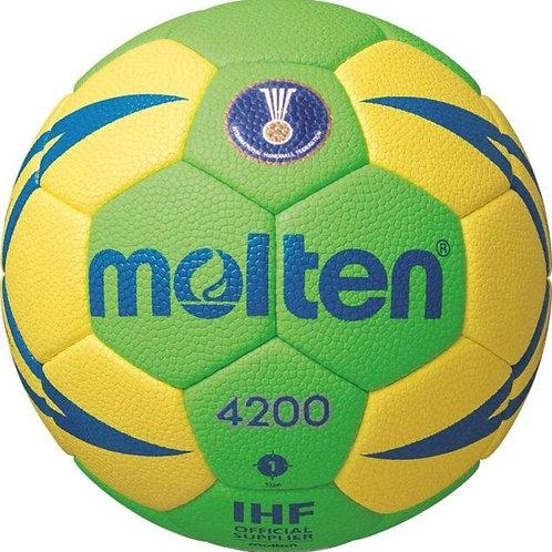 Balón Handball Molten Serie 4200