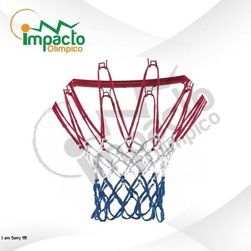 Red Basquet Tricolor