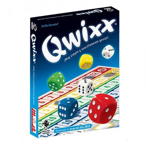 Juego de Dados Qwixx