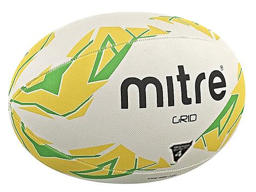Balón Rugby Grid Mitre N°4