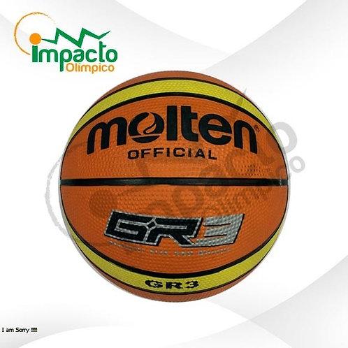 Balón Basquet Molten GR3