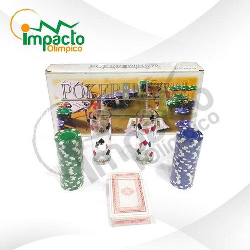Set Pocker Vasos