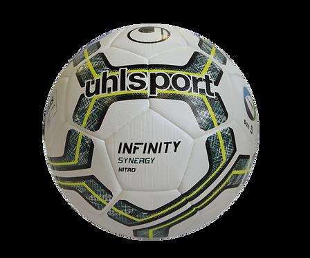 Balón de Fútbol Infinity Synergy Nitro 2.0 N°5 uhlsport