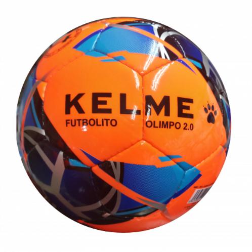 Balón Futbolito Olimpo 2.0 N°4 Kelme Naranja