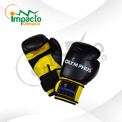 Guantes Olymphus Knock Out