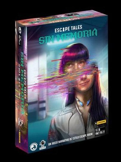 Juego Escape Tales Sin Memoria