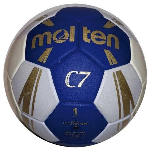 Balón Handball H1C3500-BW Molten C7 Injection N°1