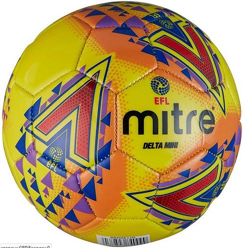 Balón Delta Mini EFL mitre
